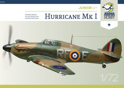 Hurricane Junior Set Dywizjon 303
